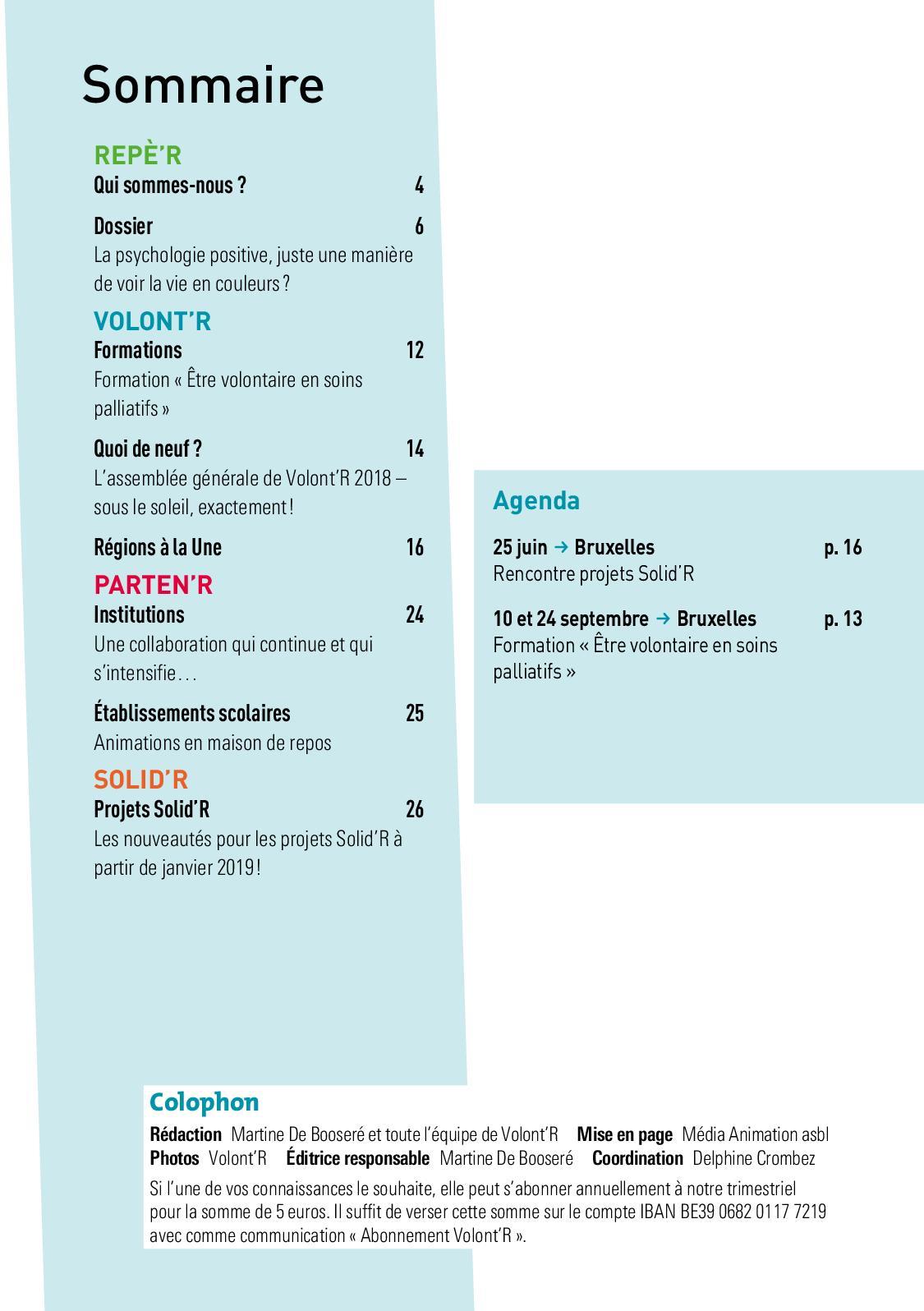 Carnet Du Volont R N 114 Calameo Downloader
