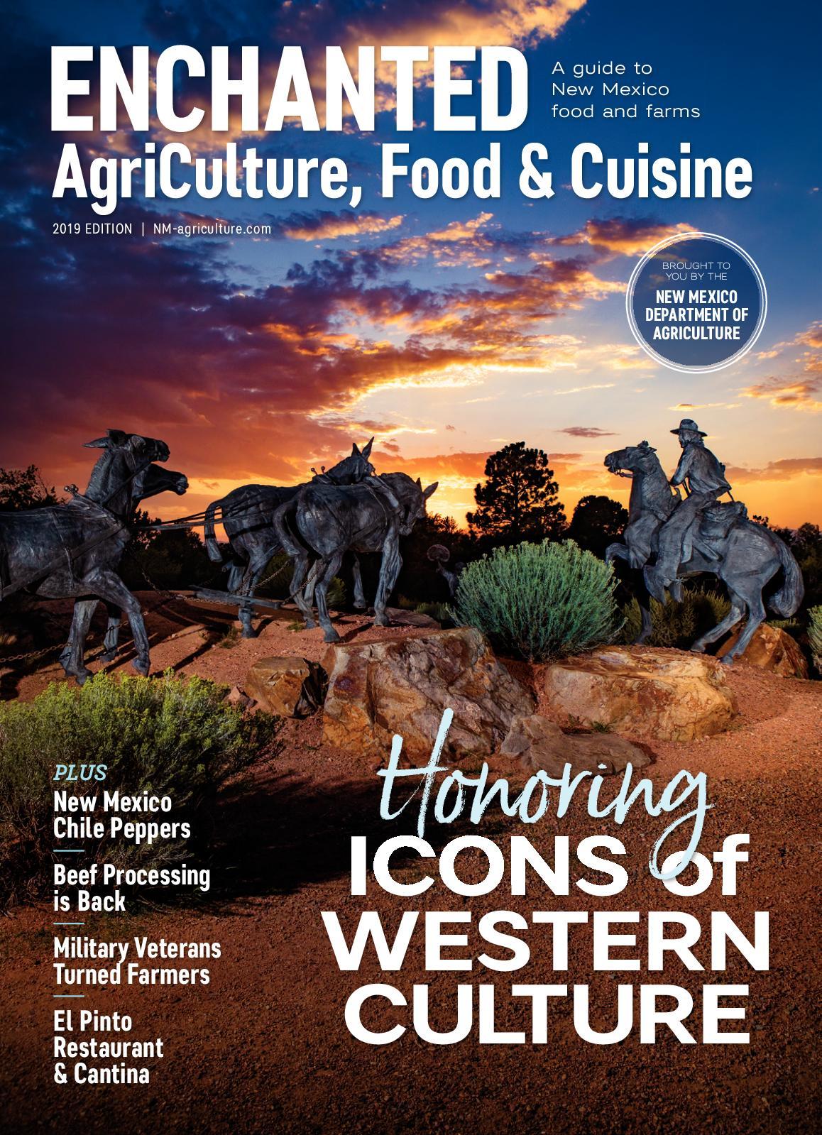 Calaméo - Enchanted AgriCulture, Food & Cuisine 2019