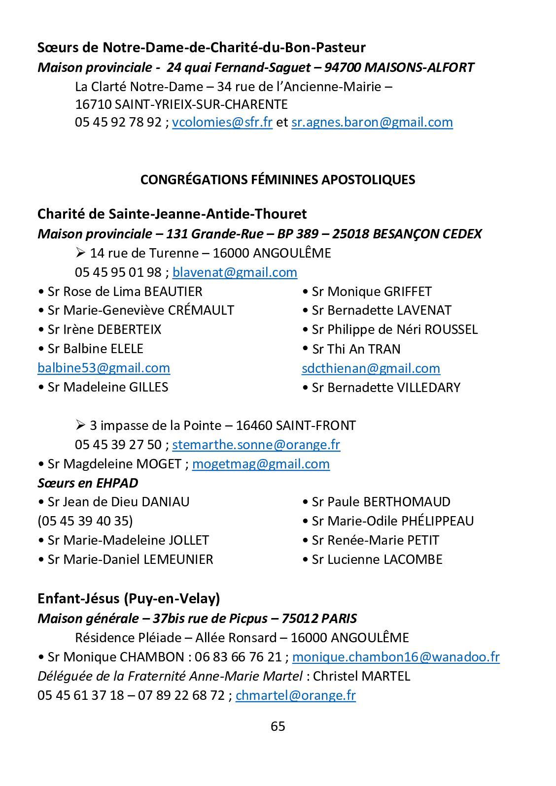 La Maison De Rose Brossac annuaire 2018 2019 hypertextes - calameo downloader