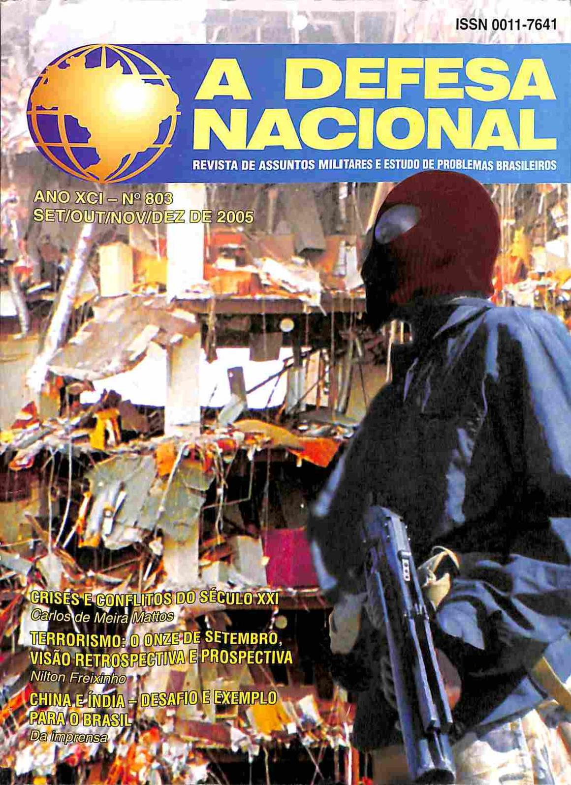 2005 Calaméo A De 803 3qd Nacional Defesa iuZkXOP