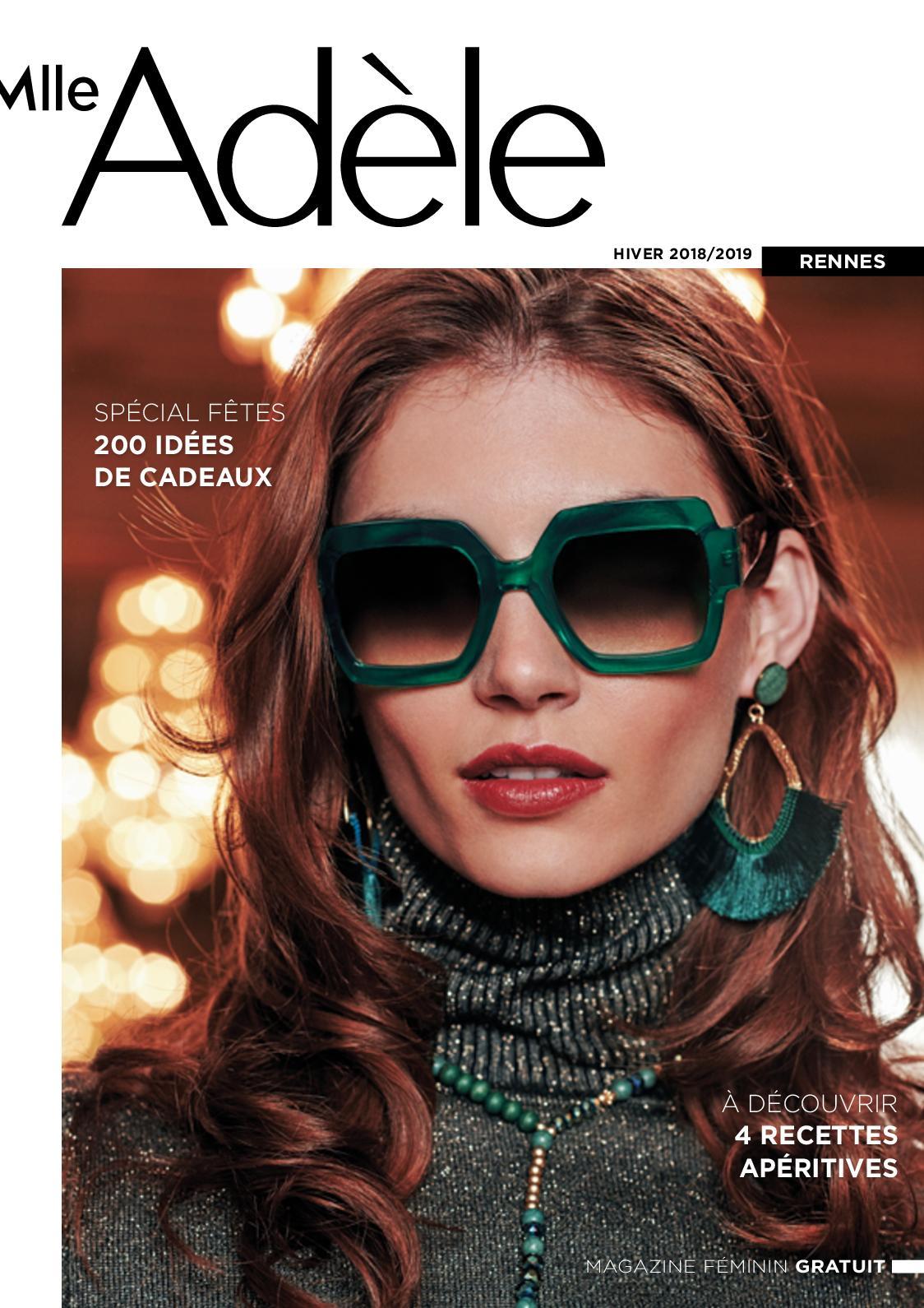 Calaméo   Magazine Mlle Adèle Rennes N°40