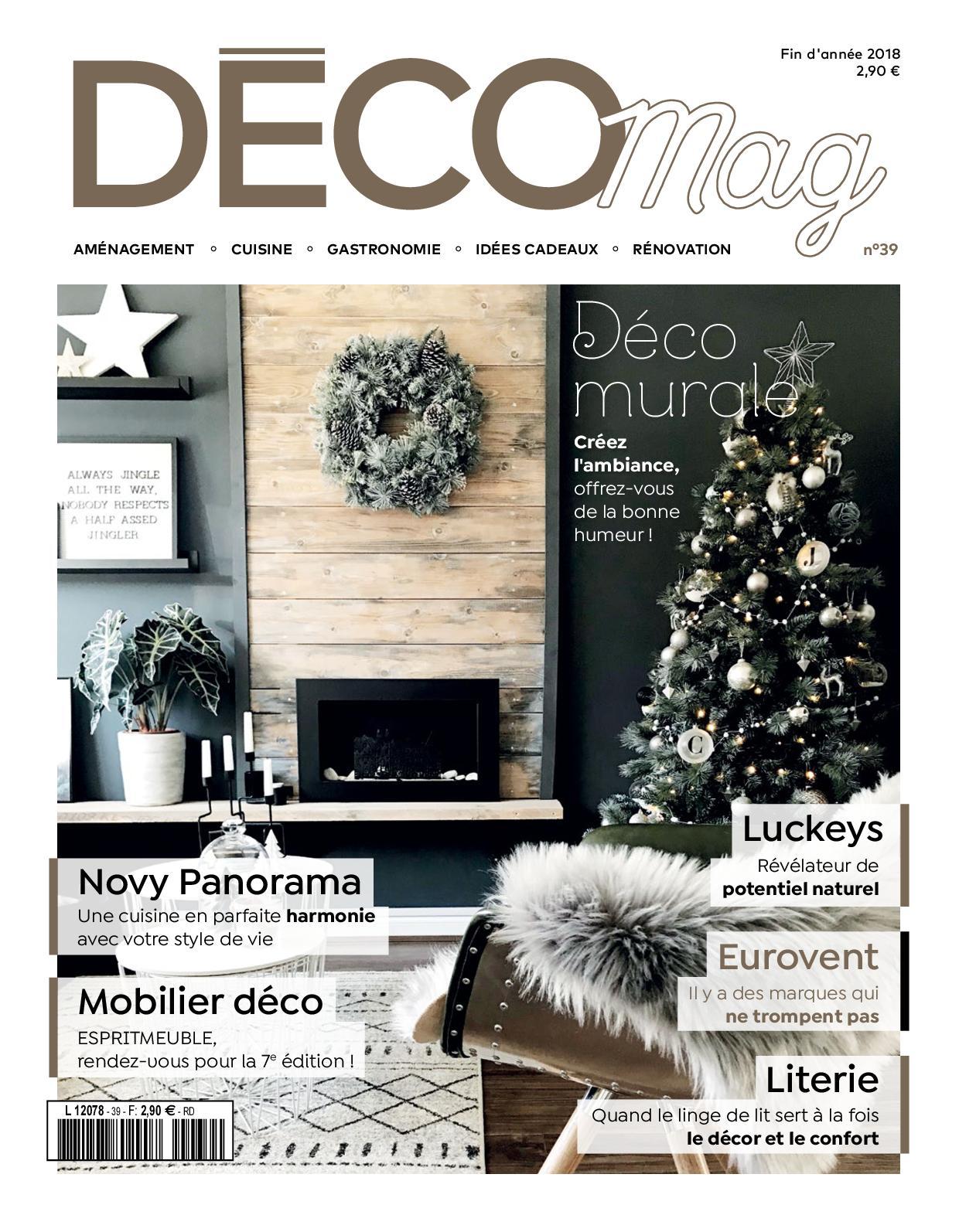 Calaméo Magazine Déco Mag