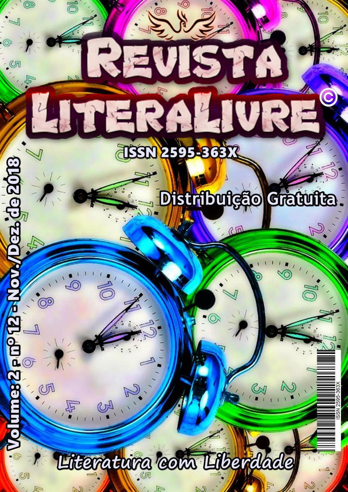 2f589c68b5 Calaméo - Revista Litera Livre 12ª Edição