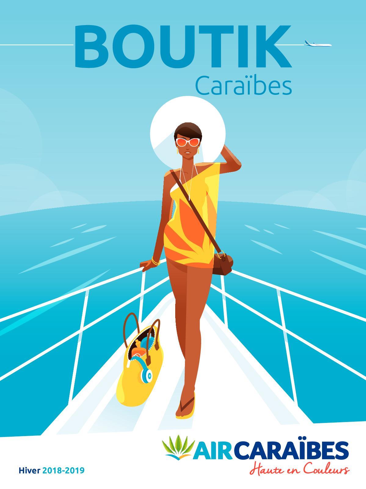 Caraibes Boutik 2019 2018 Hiver Calaméo D2YWHIE9