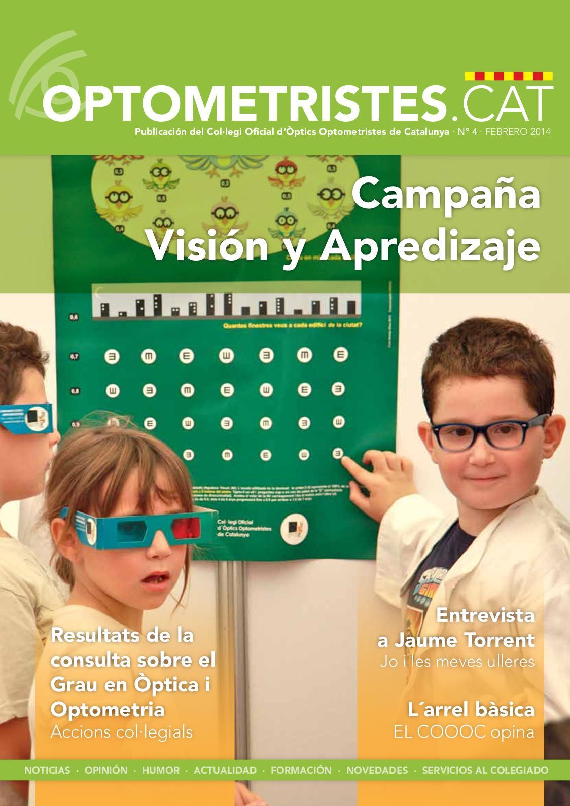 Colegio de optometristas buenas pautas para la hipertensión