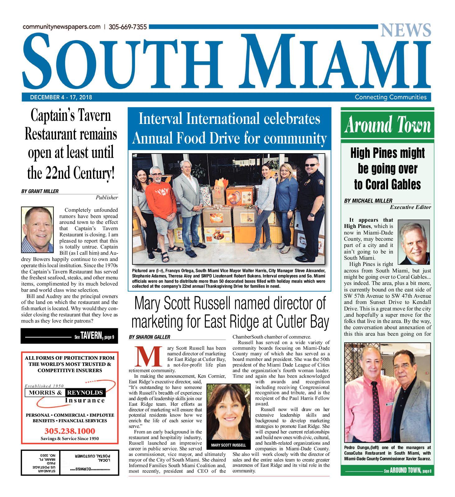 Calaméo - South Miami 12 04 18