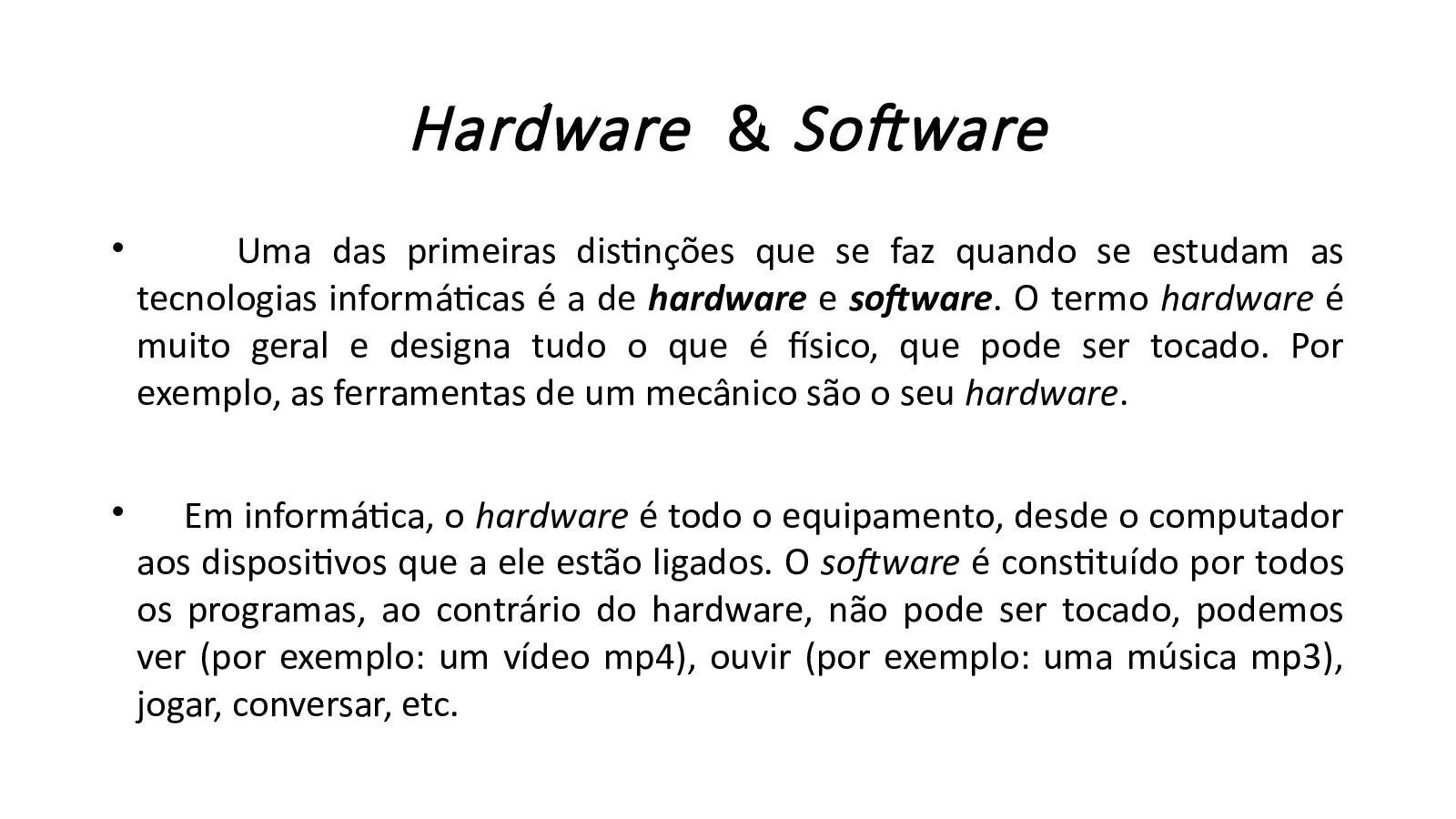 Calaméo - Hardware & Software