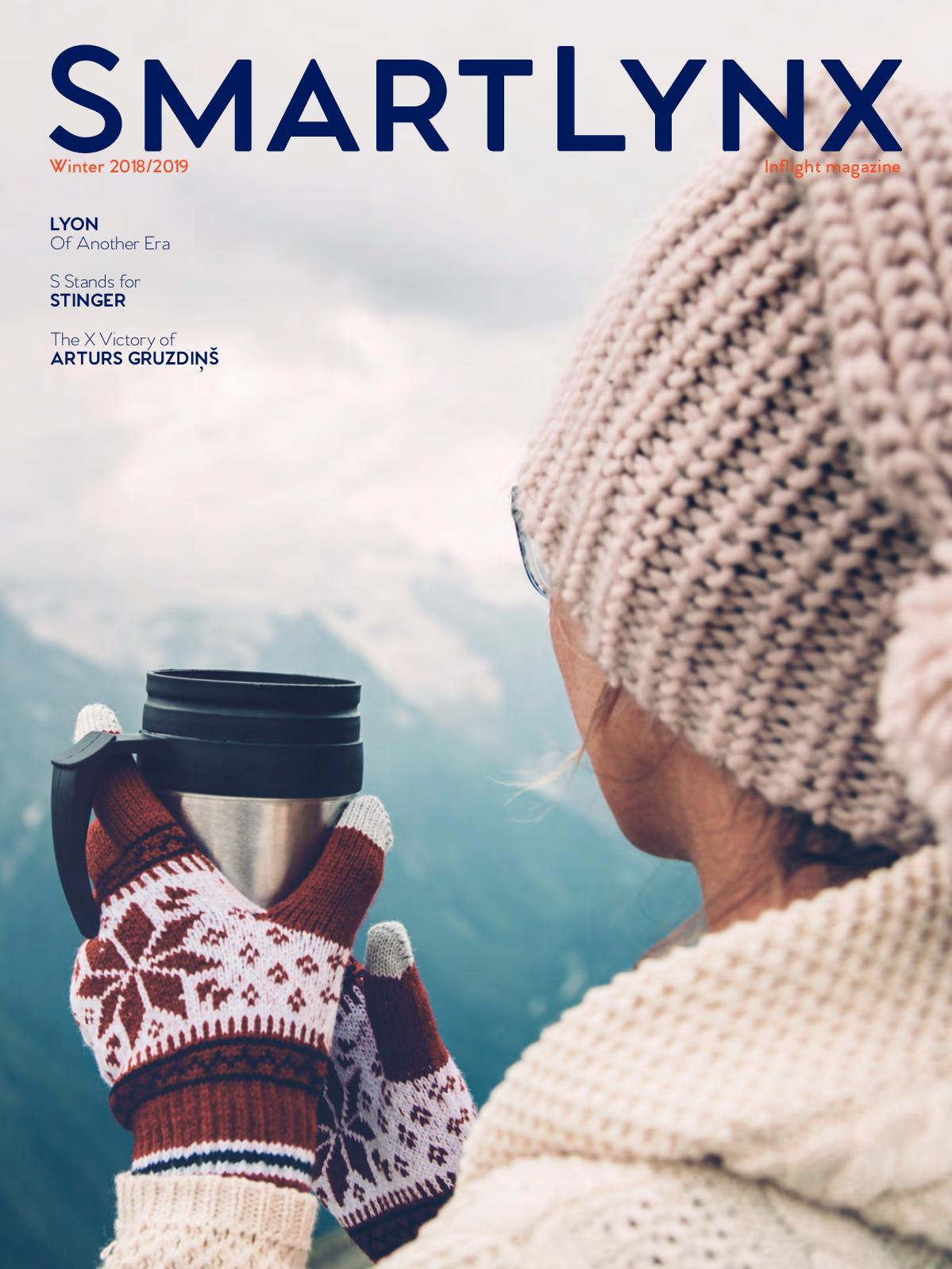 Calaméo - SmartLynx in-flight magazine Winter 2018/2019