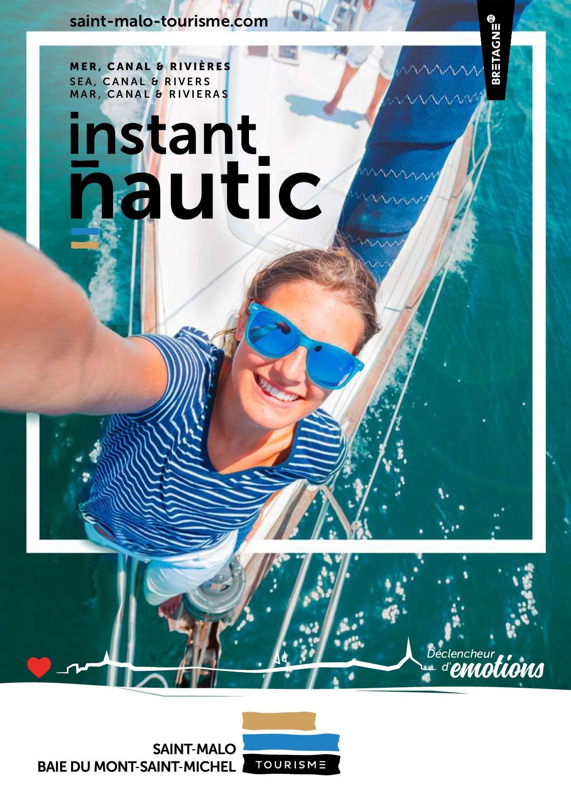 Calaméo Smbmsm Guide Nautic 2019