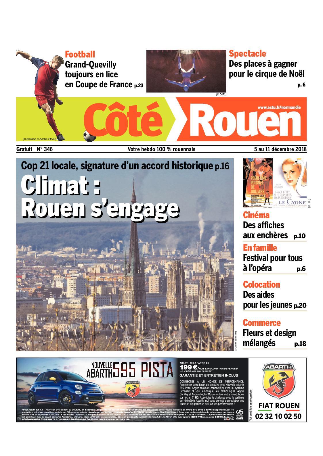 a5e63d2acec Calaméo - Côté Rouen N°346