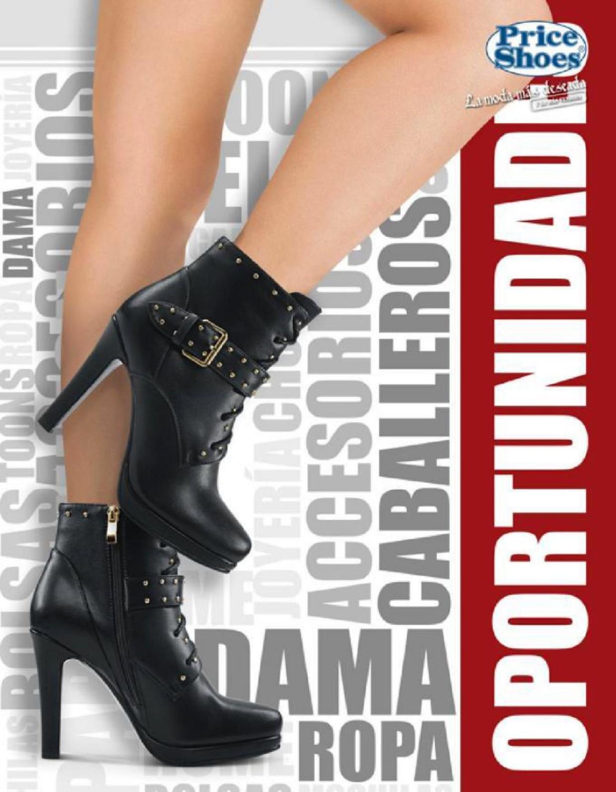 Price Shoes - 2018/12/31 - Catálogo Price Shoes - Oportunidades
