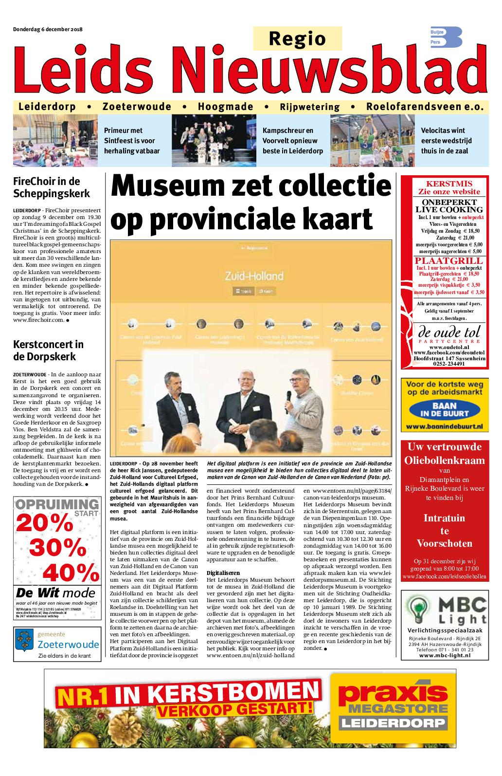 1baf7677d96 Calaméo - Leids Nieuwsblad Regio 06-12-2018