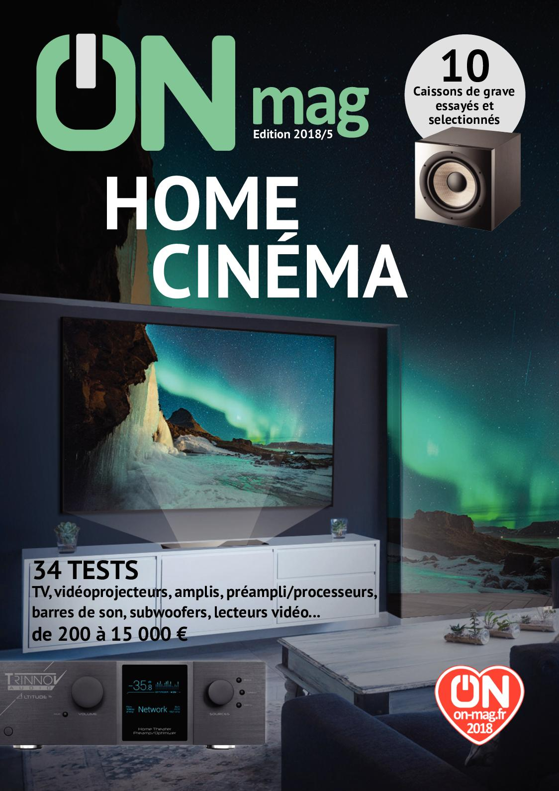 Calameo On Mag Guide Home Cinema 2018