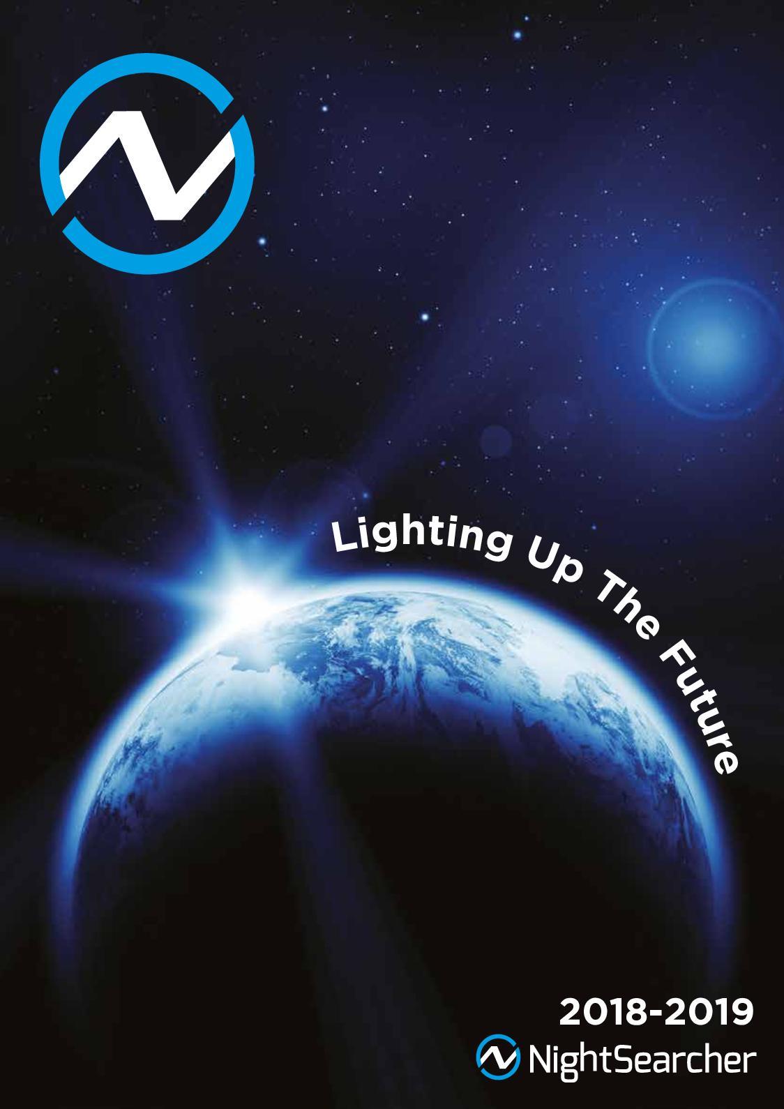 Nightsearcher UV395 LED Torch
