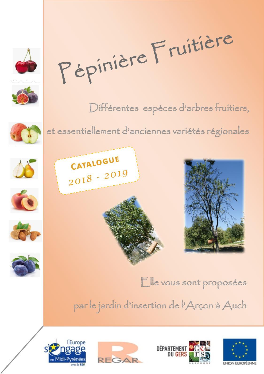 Comment Planter Un Arbre Fruitier calaméo - catalogue arbres fruitiers 2018 2019