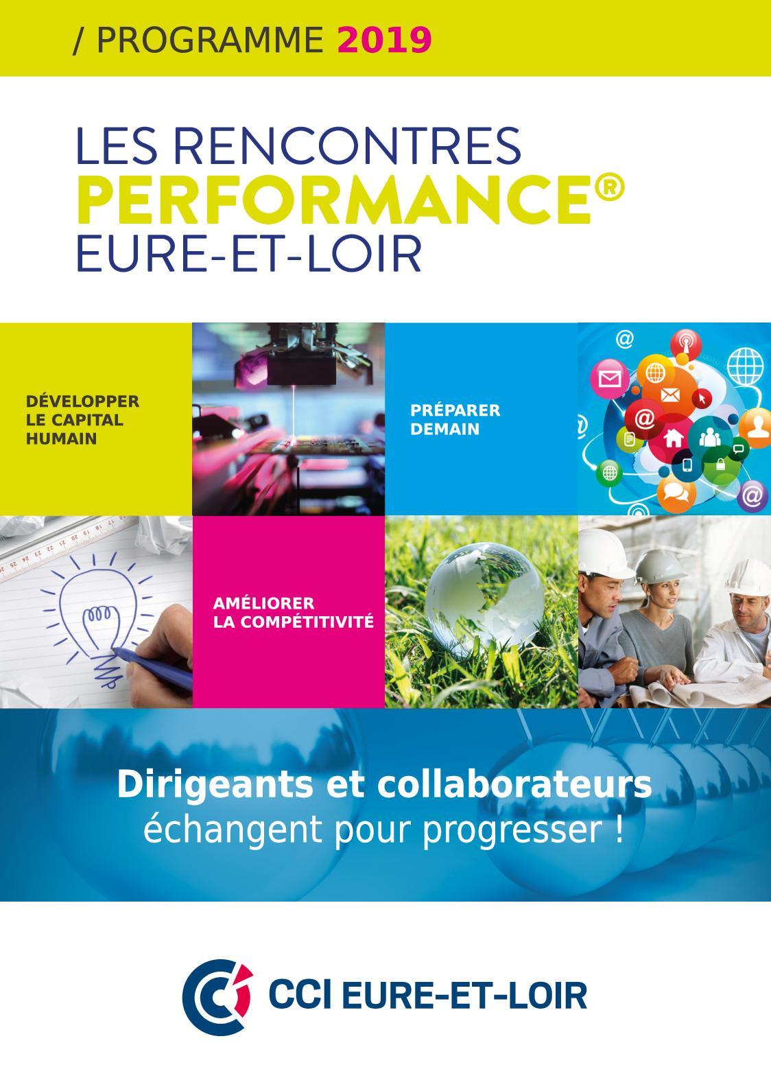 Les Rencontres Performance® Eure-et-Loir