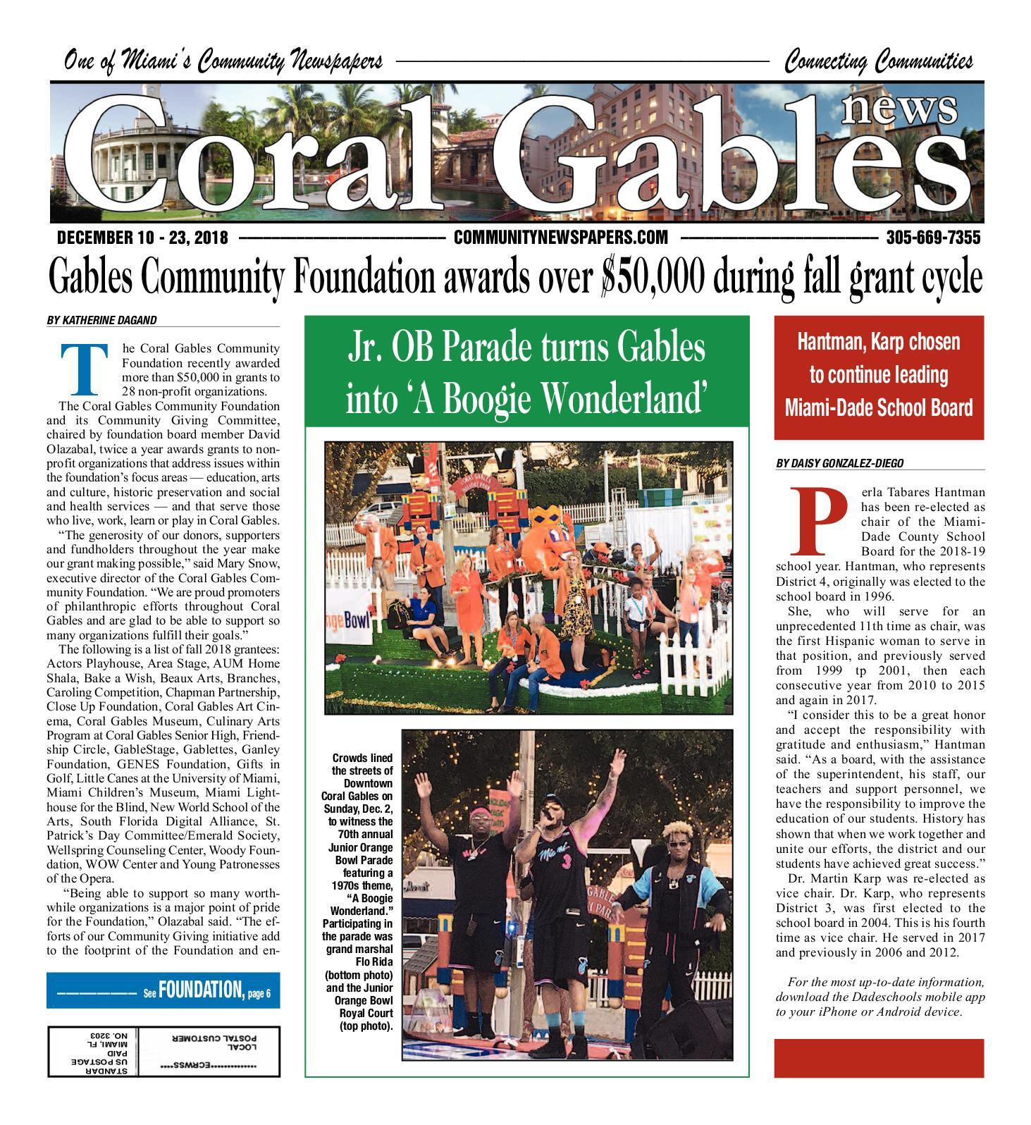 72493ad1d03 Calaméo - Coral Gables News 12.10.18