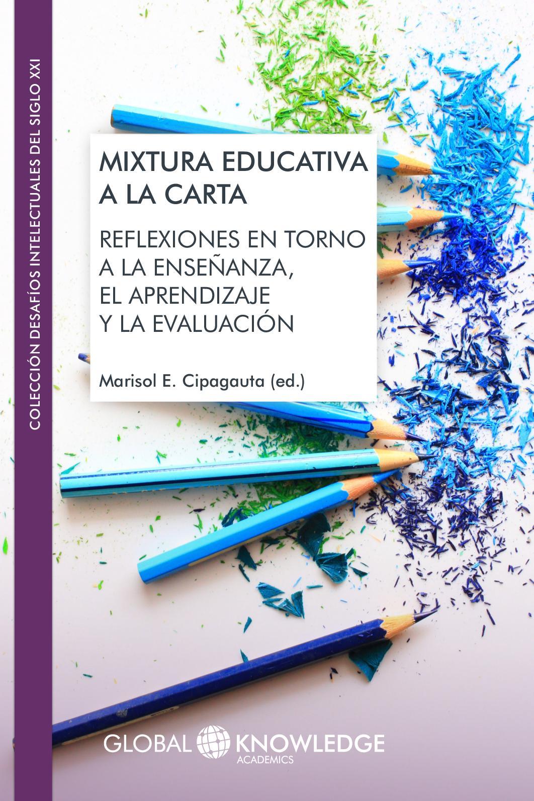 e790c4910521 Calaméo - Mixtura educativa a la carta  reflexiones en torno a la  enseñanza