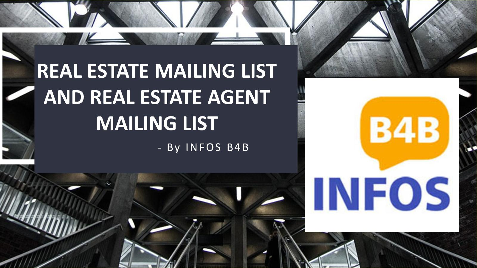 Calaméo - Real Estate Mailing List| Real Estate Agent Email List