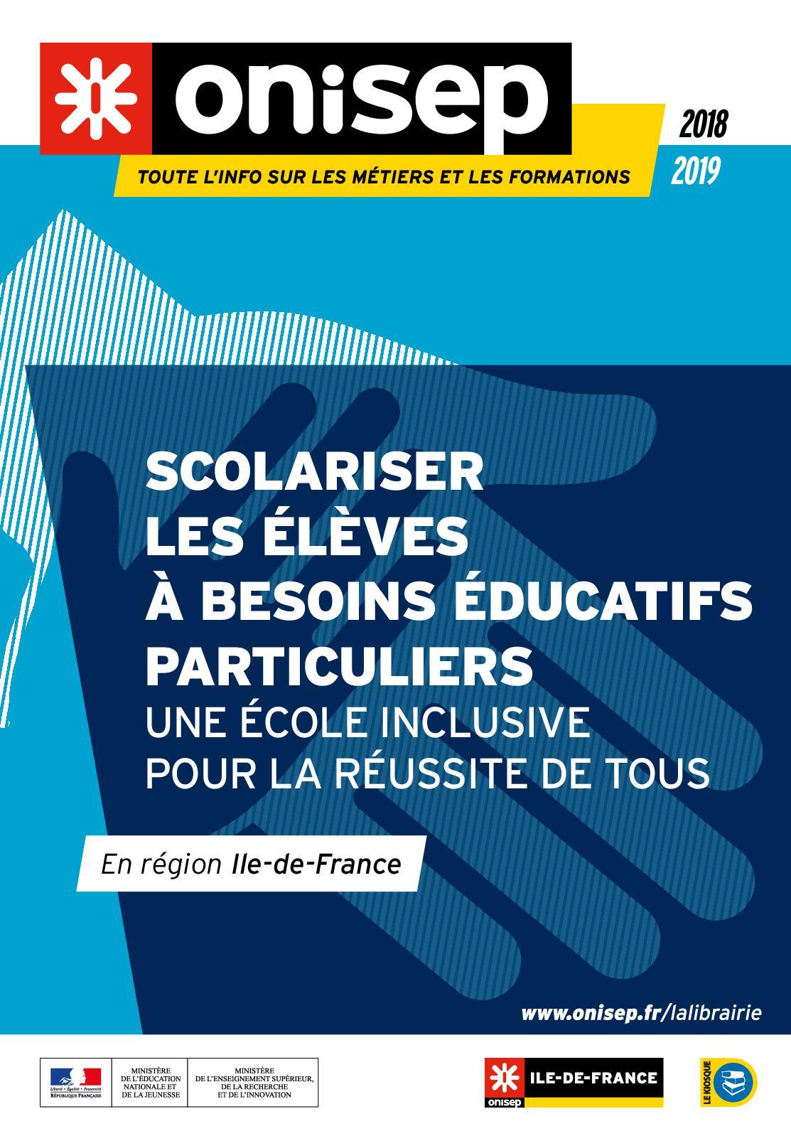 Calaméo Scolariser Eleves Besoins Educatifs Particuliers