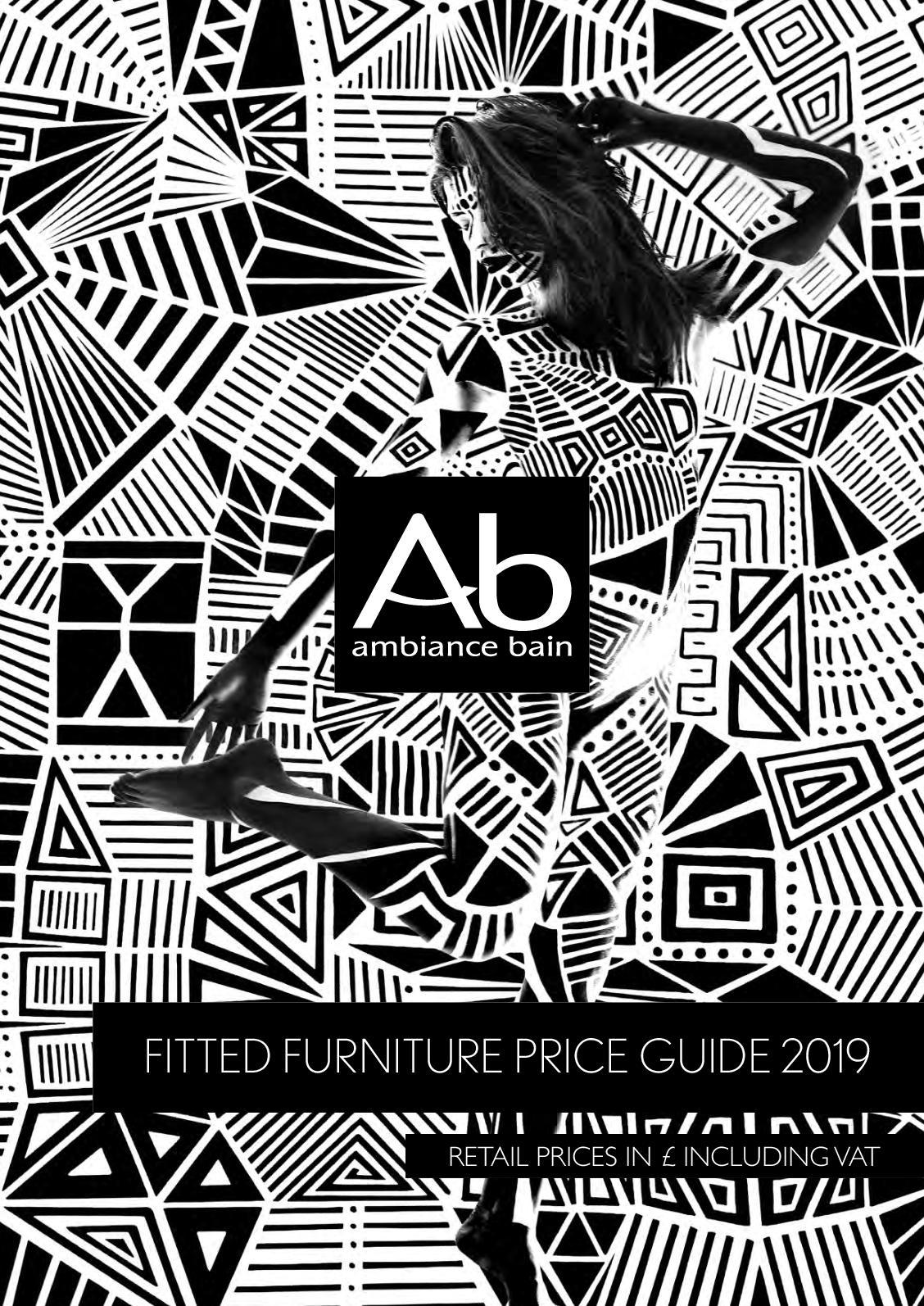 Calaméo - Fitted Furniture Price List 2019