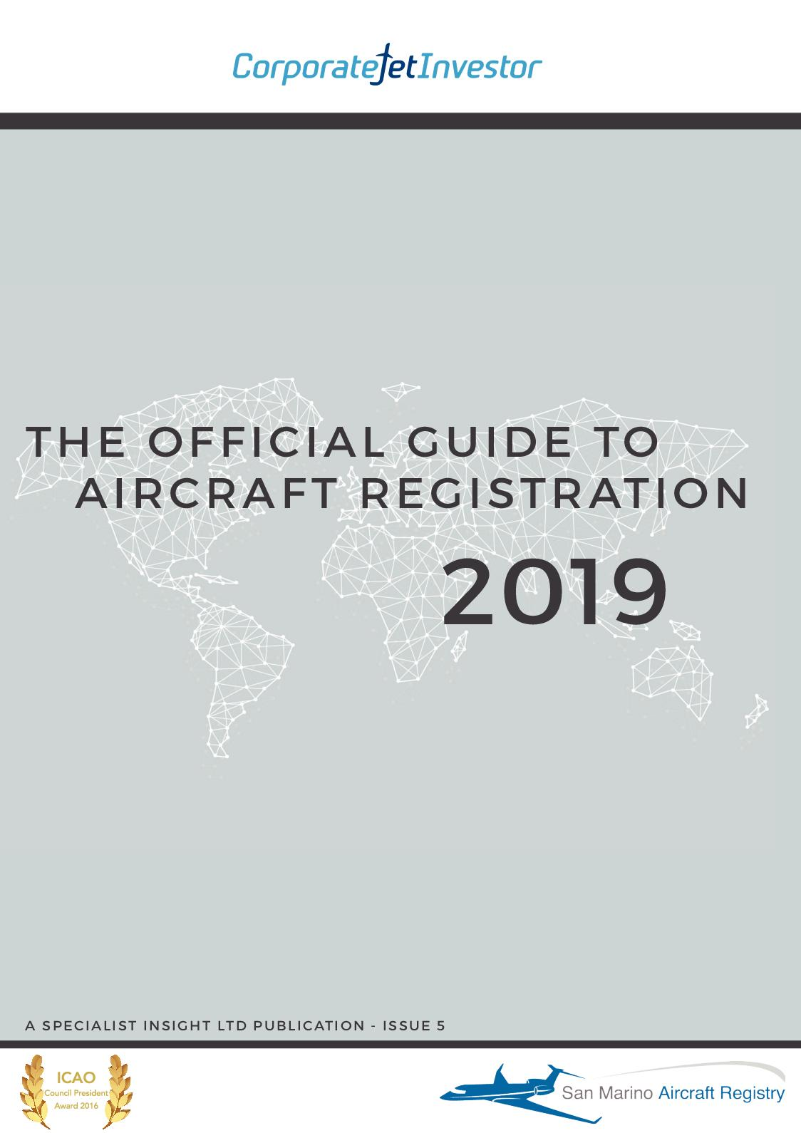 Calaméo - The Official Guide to Aircraft Registration and