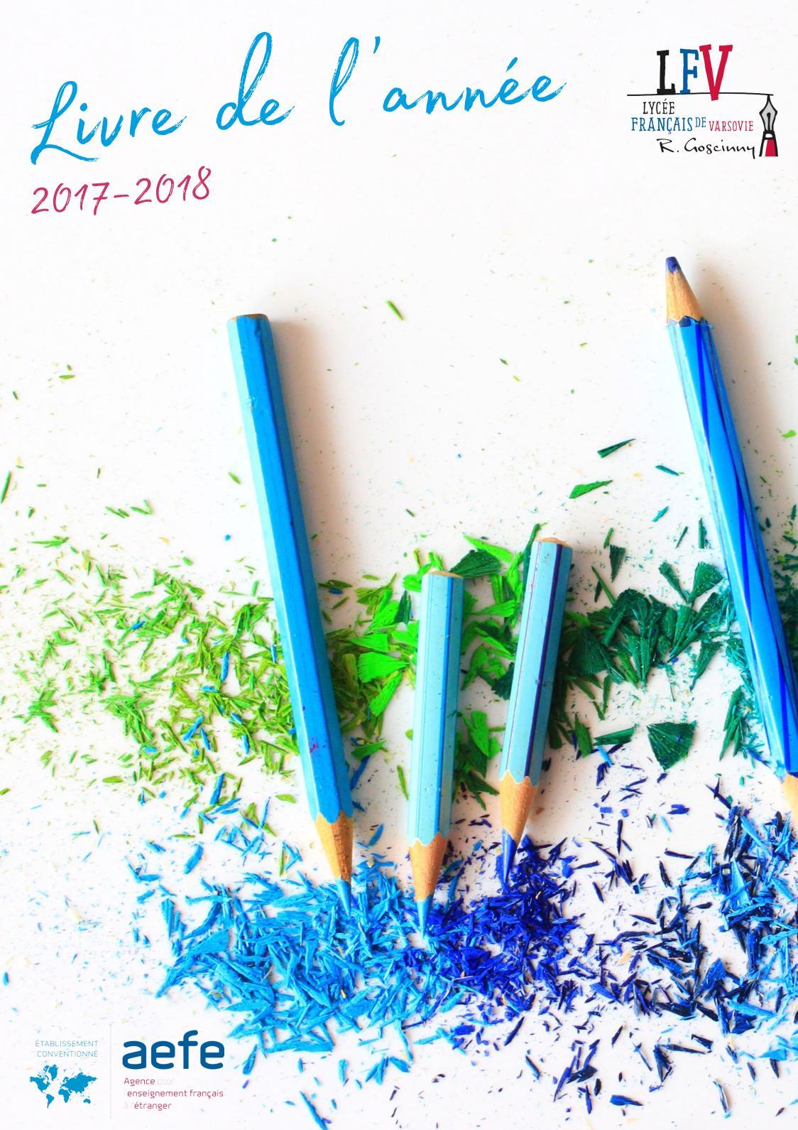 Calameo Livre De L Annee 2017 2018