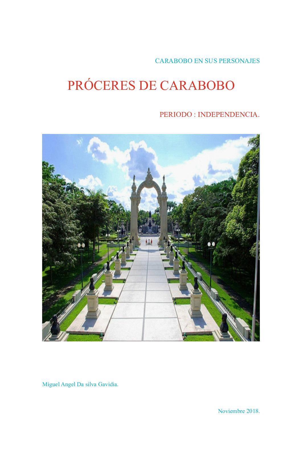 Proceres De Carabobo