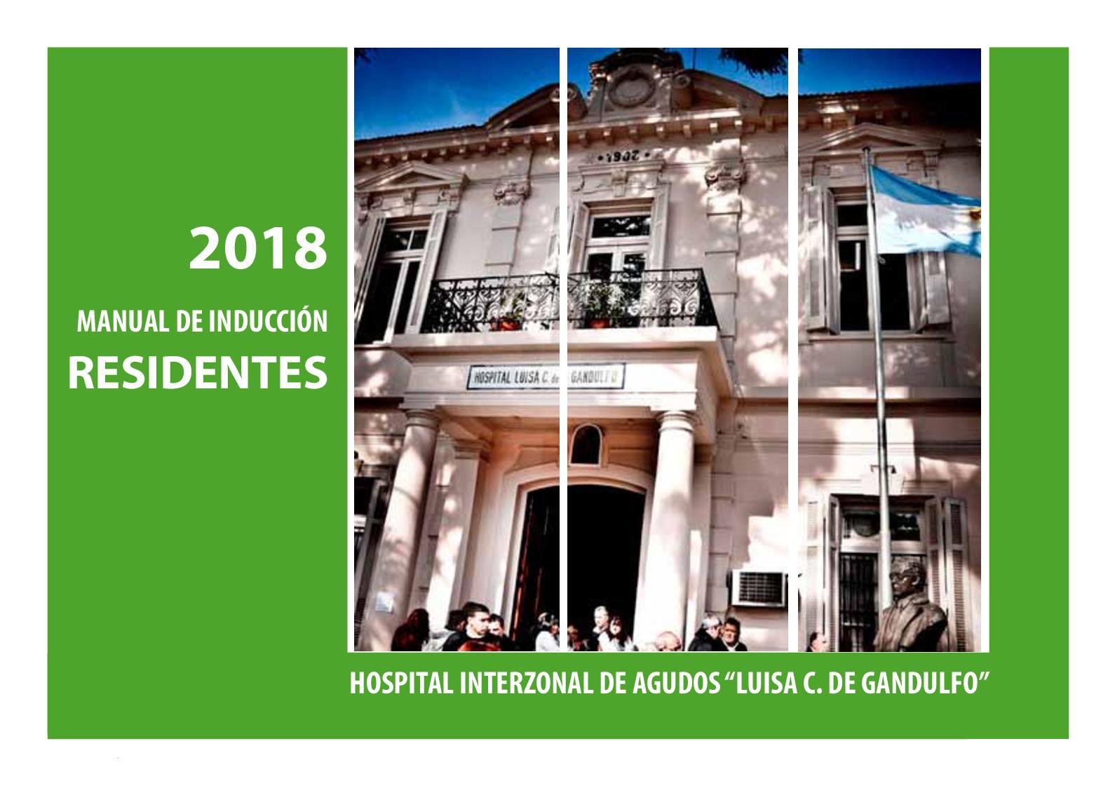 Calaméo - Manual Residentes 2018