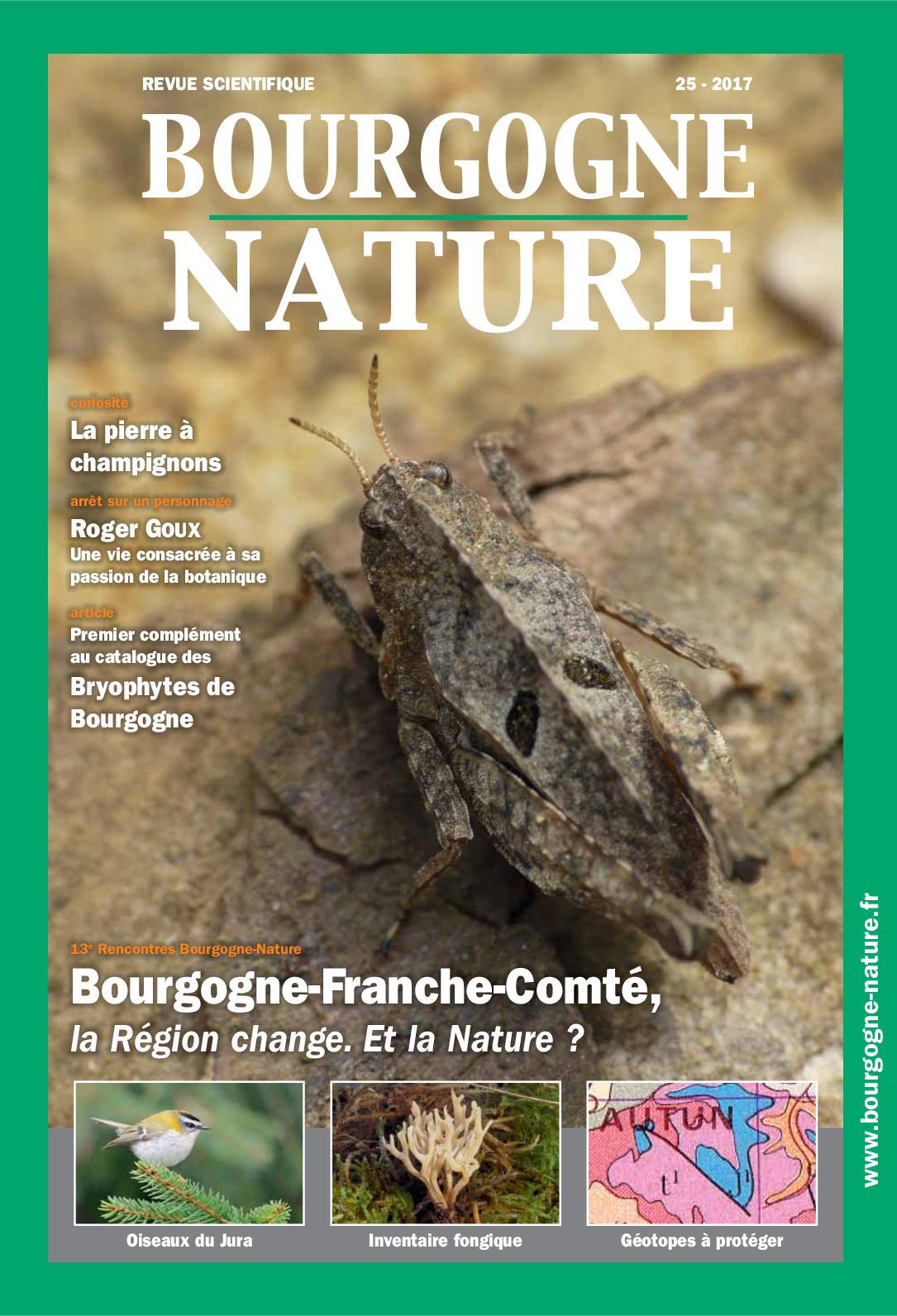 Bourgogne Bourgogne Nature Bourgogne Nature Calaméo N°25 Nature Bourgogne Calaméo N°25 N°25 Calaméo Calaméo 5jR3AL4