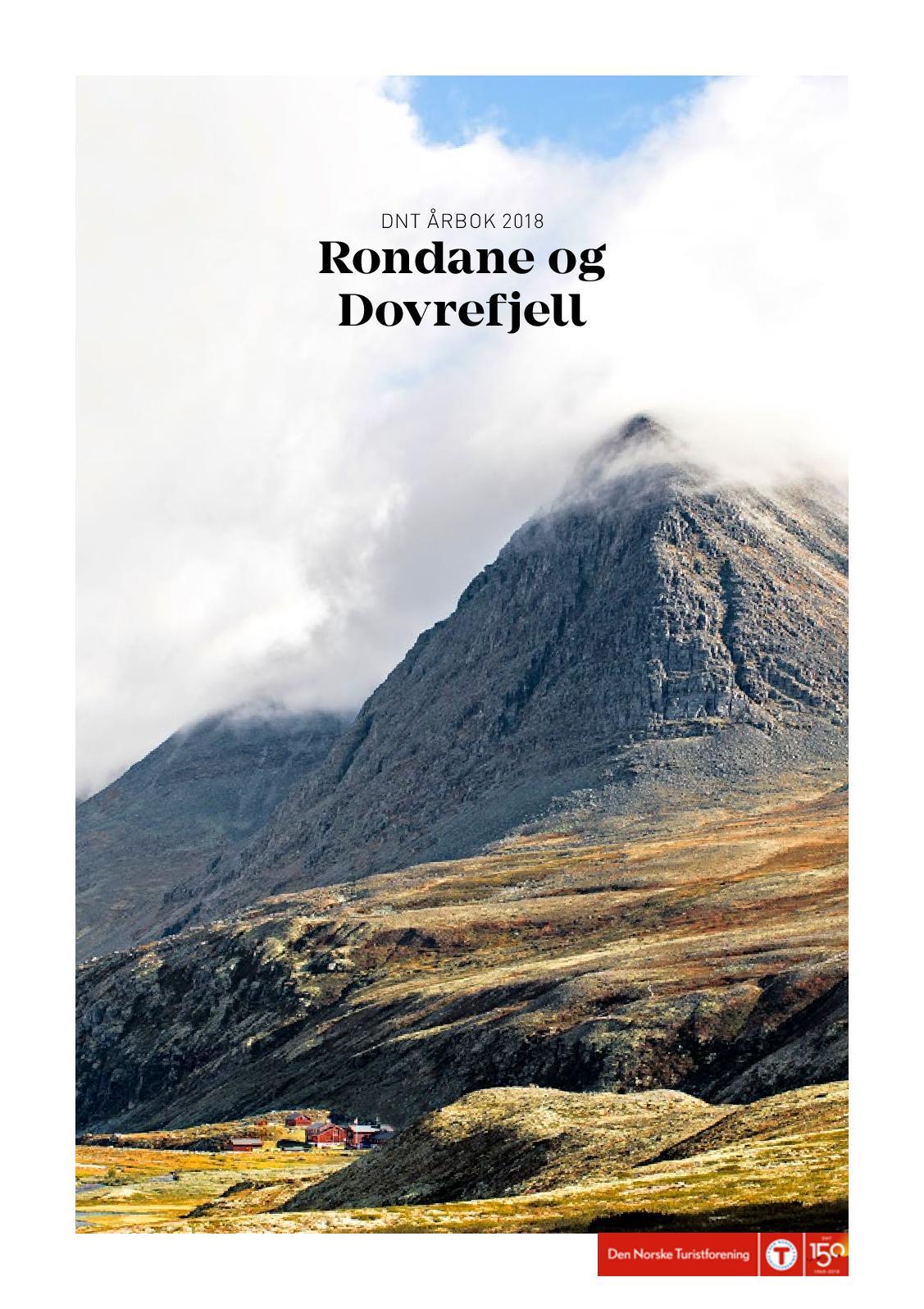 f08833c8 Calaméo - DNT Årbok 2018 Rondane og Dovrefjell