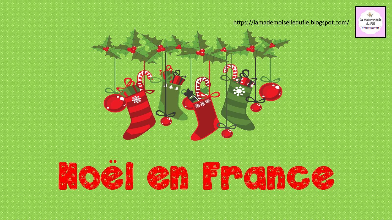 Noël en France