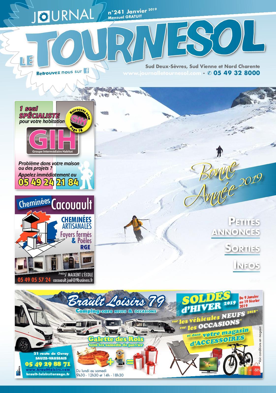 Calaméo Journal Le Tournesol Janvier 2019