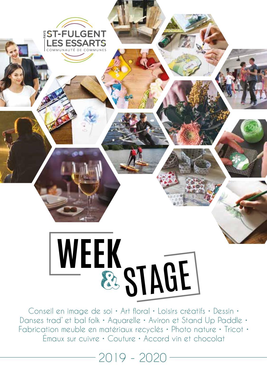 Calameo Week Stage 2019 2020