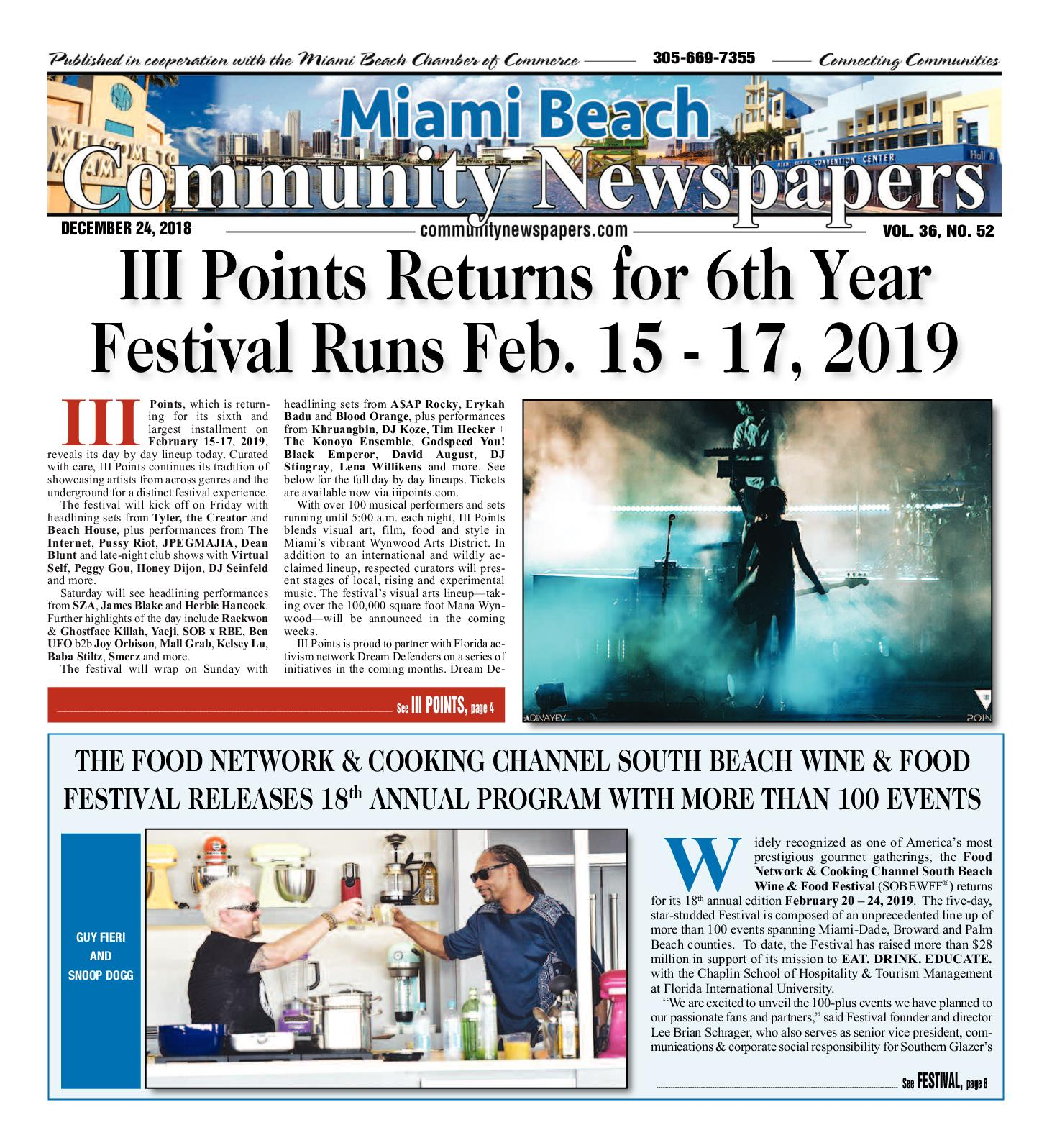 6d5fe861a Calaméo - Miami Beach News 12.24.2018