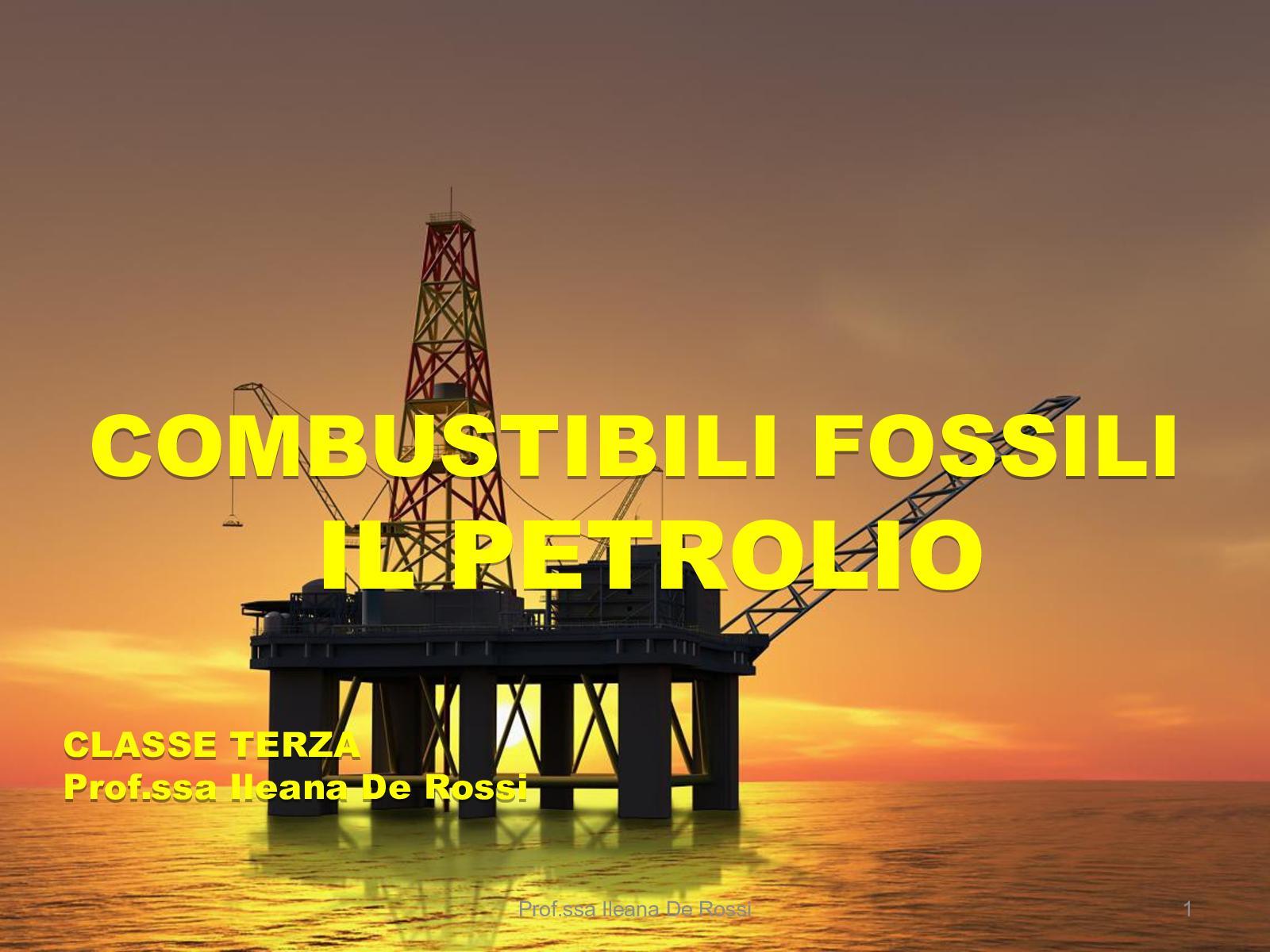 Albero Di Natale Petrolio.Calameo I Combustibili Fossili Il Petrolio
