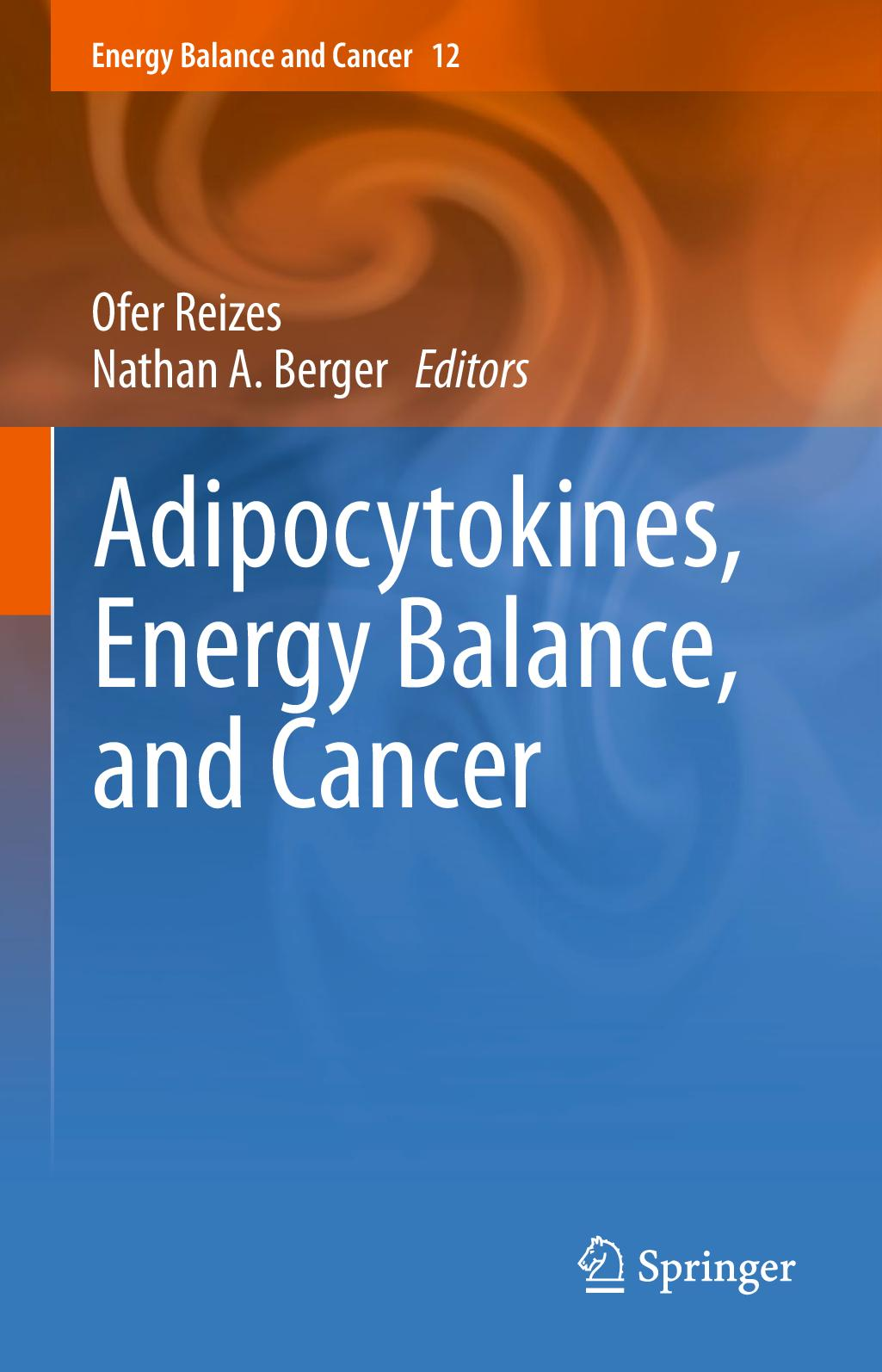 Calaméo Adipocytokines Energy Balance And Cancer 2017