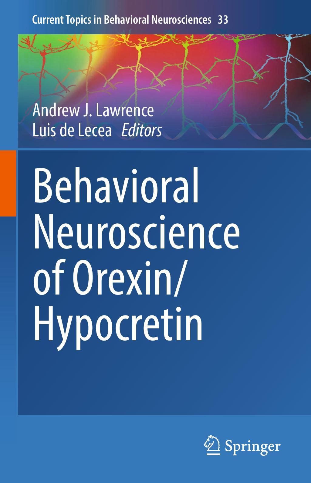 Array - calam  o   behavioral neuroscience of orexin hypocretin 2017  rh   calameo com