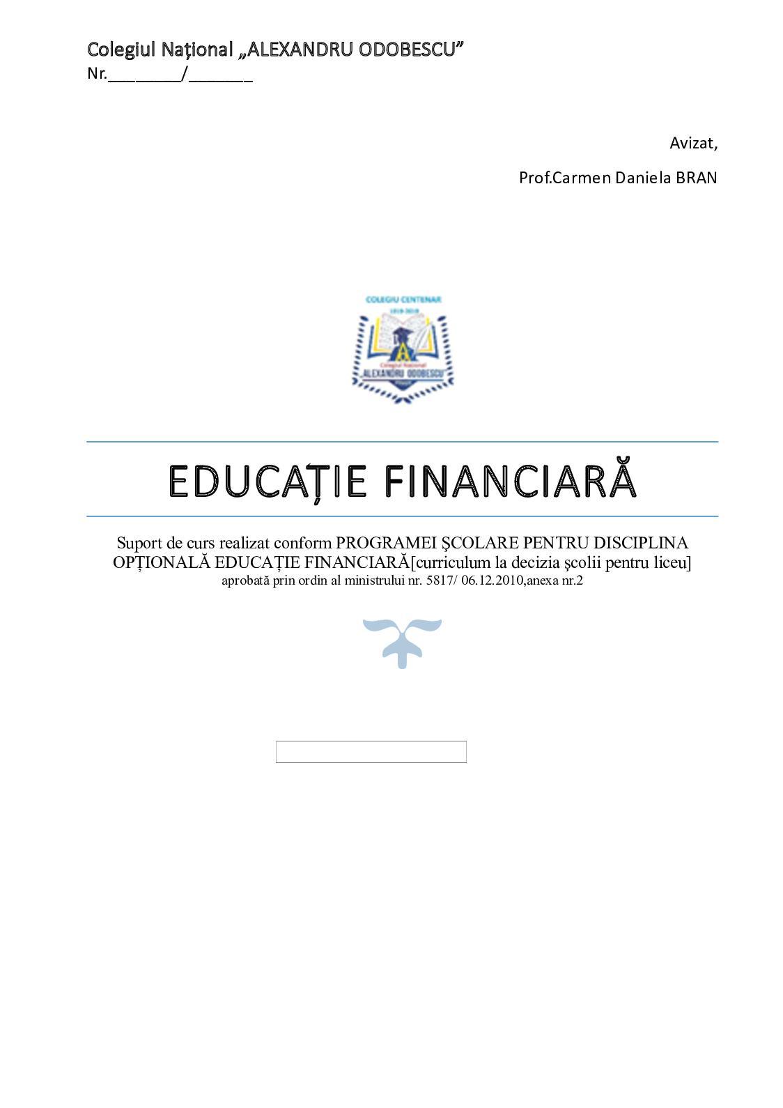investind în active financiare