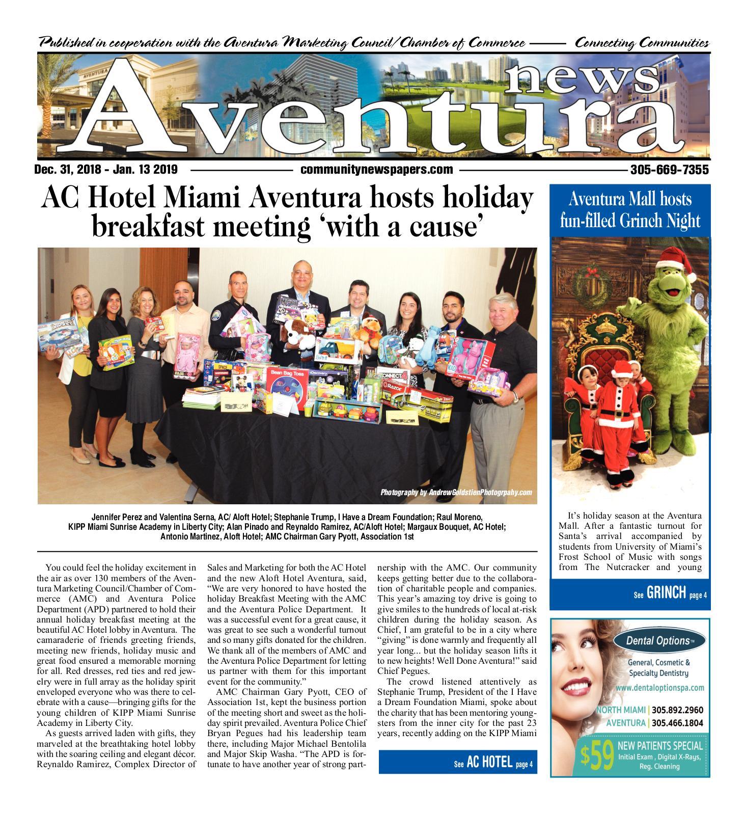 Anabel Alonso Hot calaméo - aventura news 12.31.18