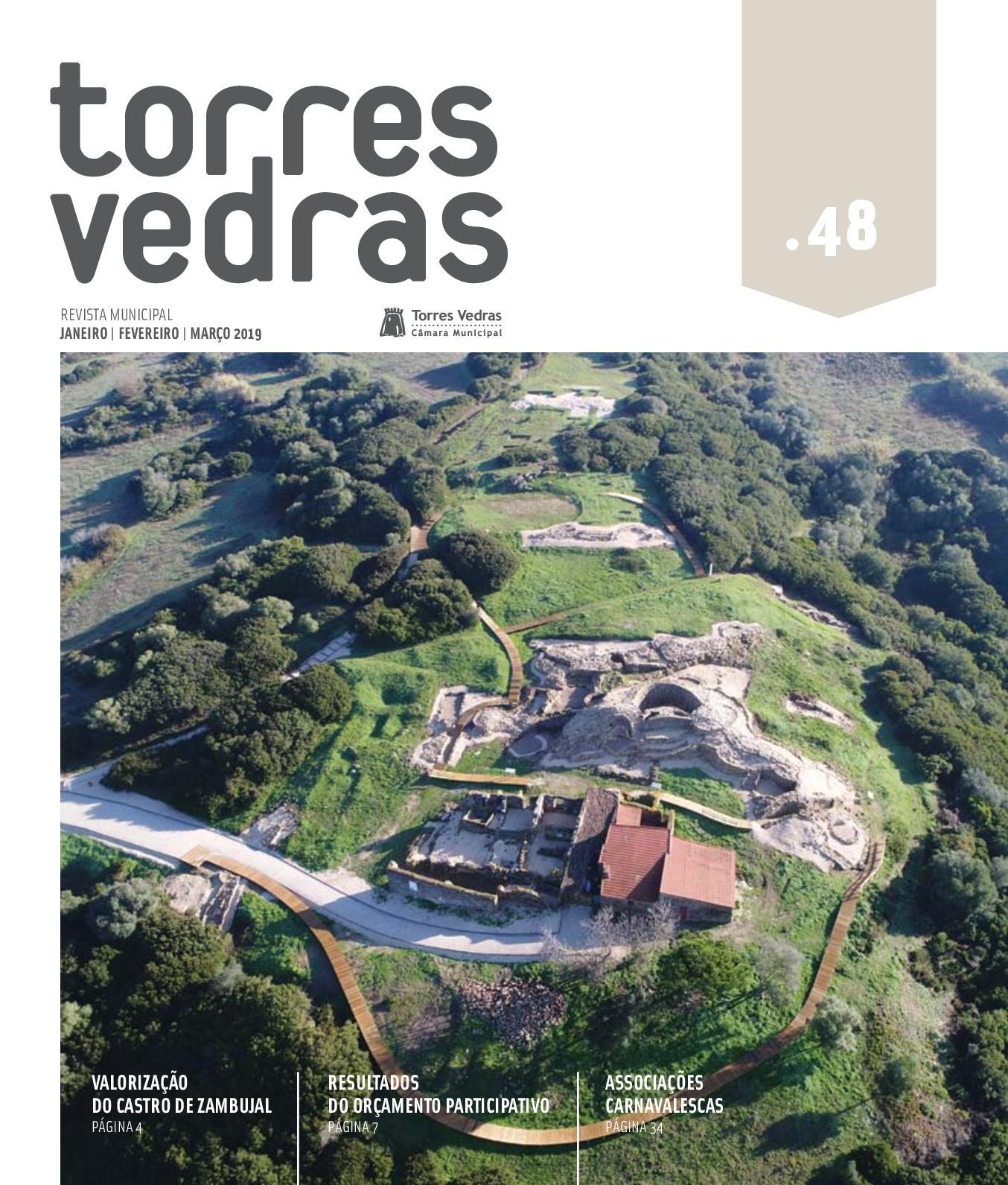 Calaméo - Revista Municipal Torres Vedras Nº48 - janeiro fevereiro março  2019 176d73dfd3fe5