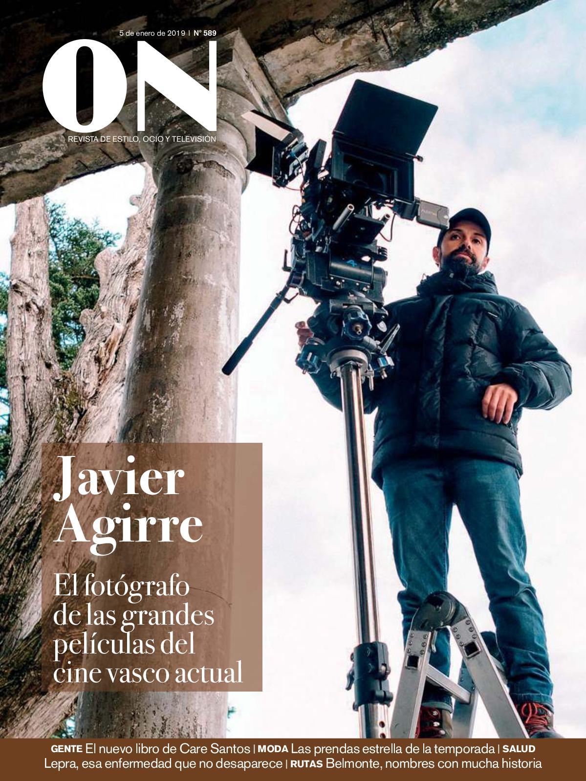 0aba484ab9 Calaméo - ON Revista de Ocio y Estilo 20190105