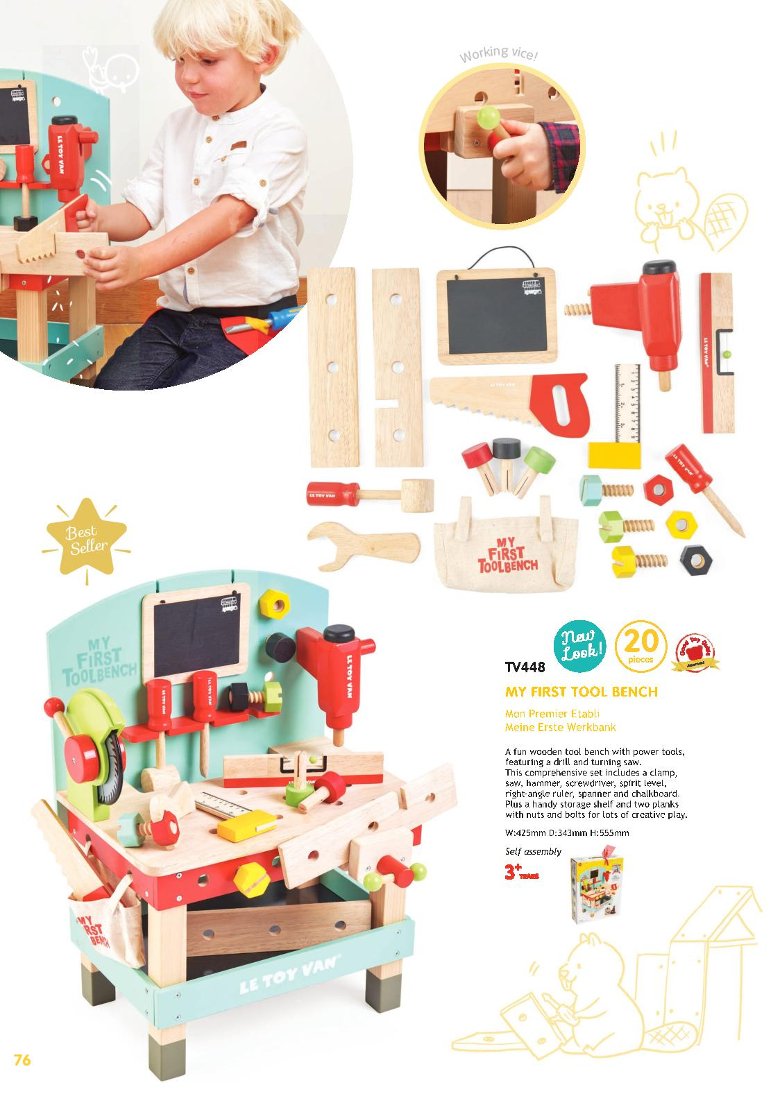 Magnificent Le Toy Van Collection 2019 Calameo Downloader Gamerscity Chair Design For Home Gamerscityorg
