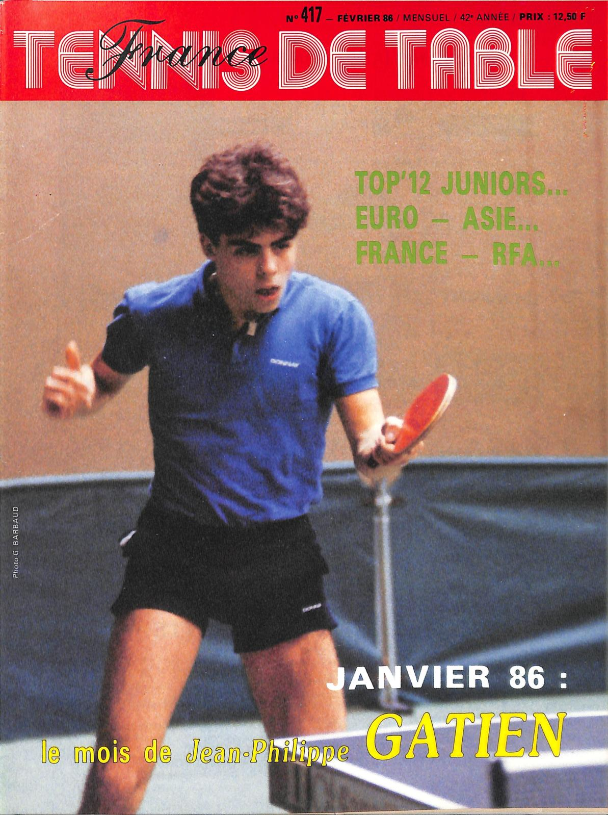 02 De 417 Calaméo 1986 Table France Tennis OZiPukX