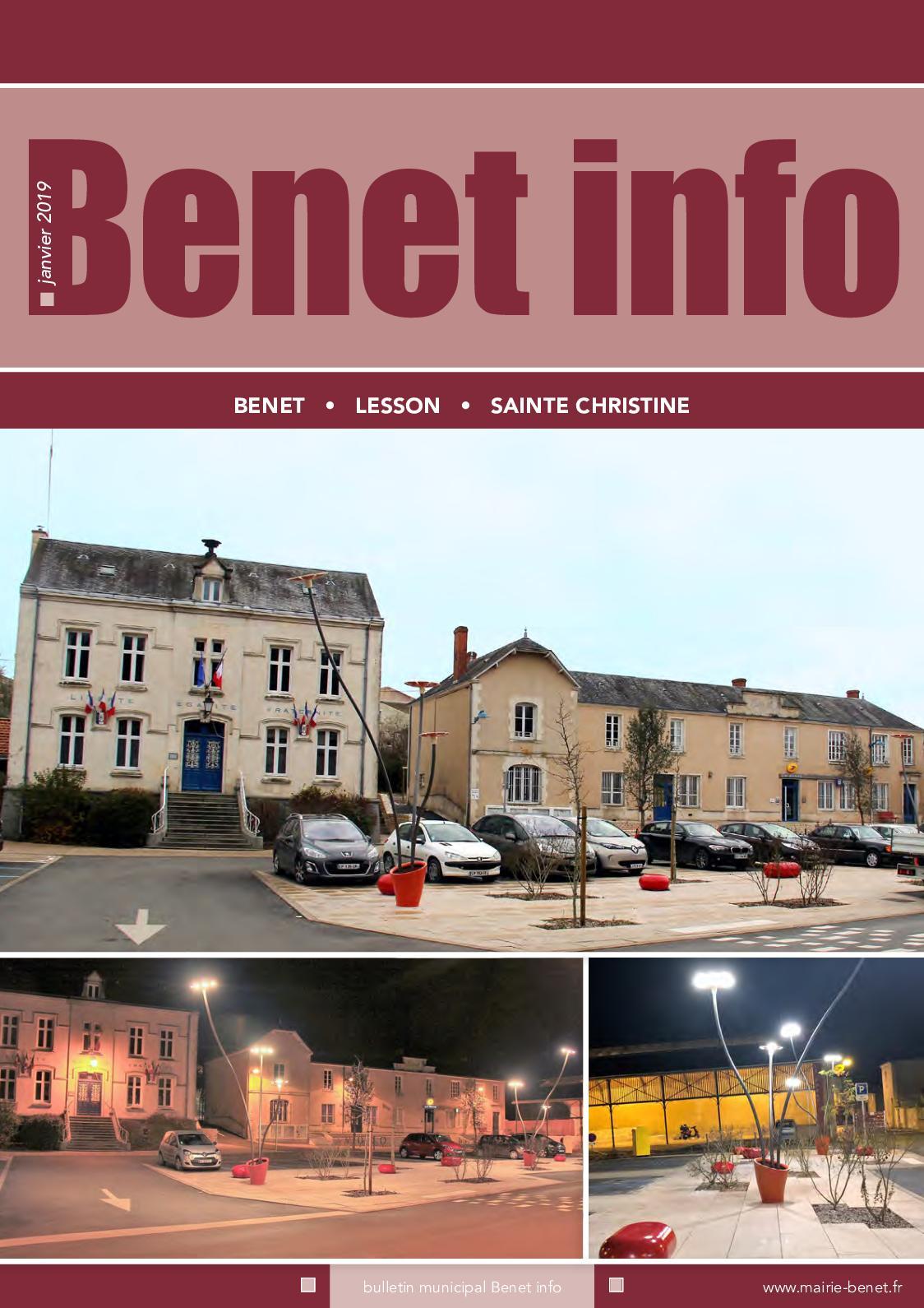 Calaméo - Benet Info Decembre 2018 ca5f74fb4f2f