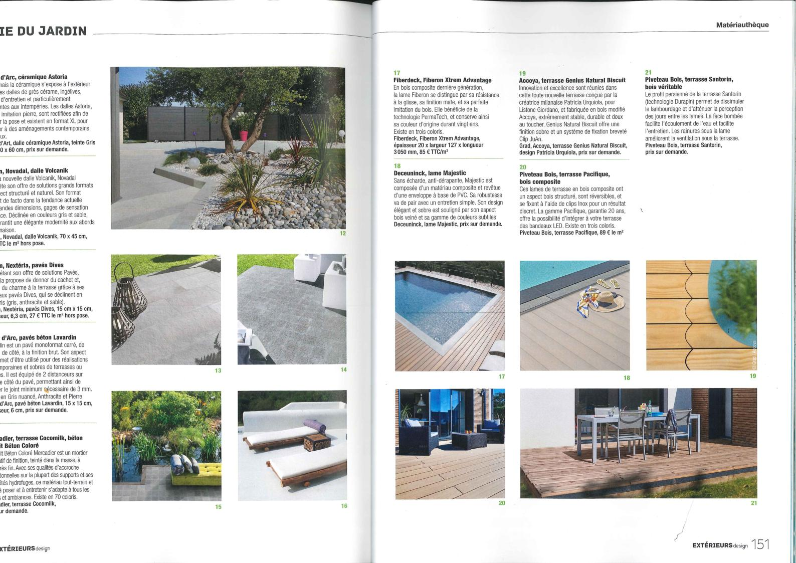 Calaméo - Exterieur Design Article Pacifique Et Santorin
