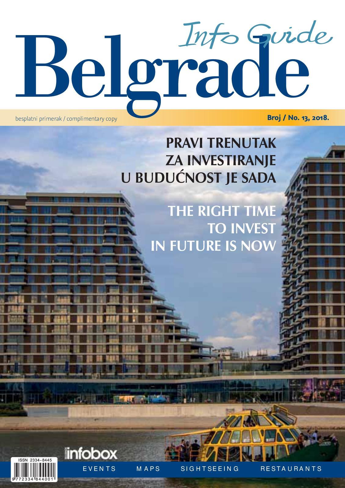 Calameo Belgrade Info Guide 13