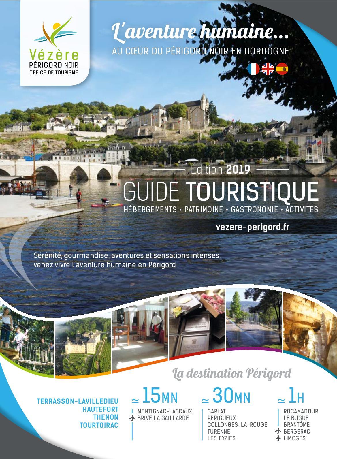 Calaméo Guide Touristique 2019