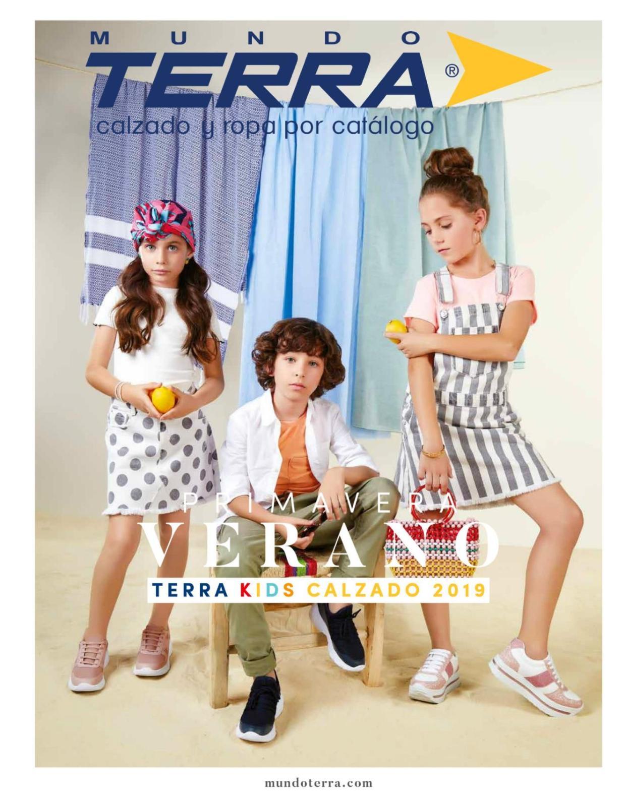 4d9eb6bb Calaméo - Mundo Terra - 2020/06/10 - Catálogo Mundo Terra - Terra Kids