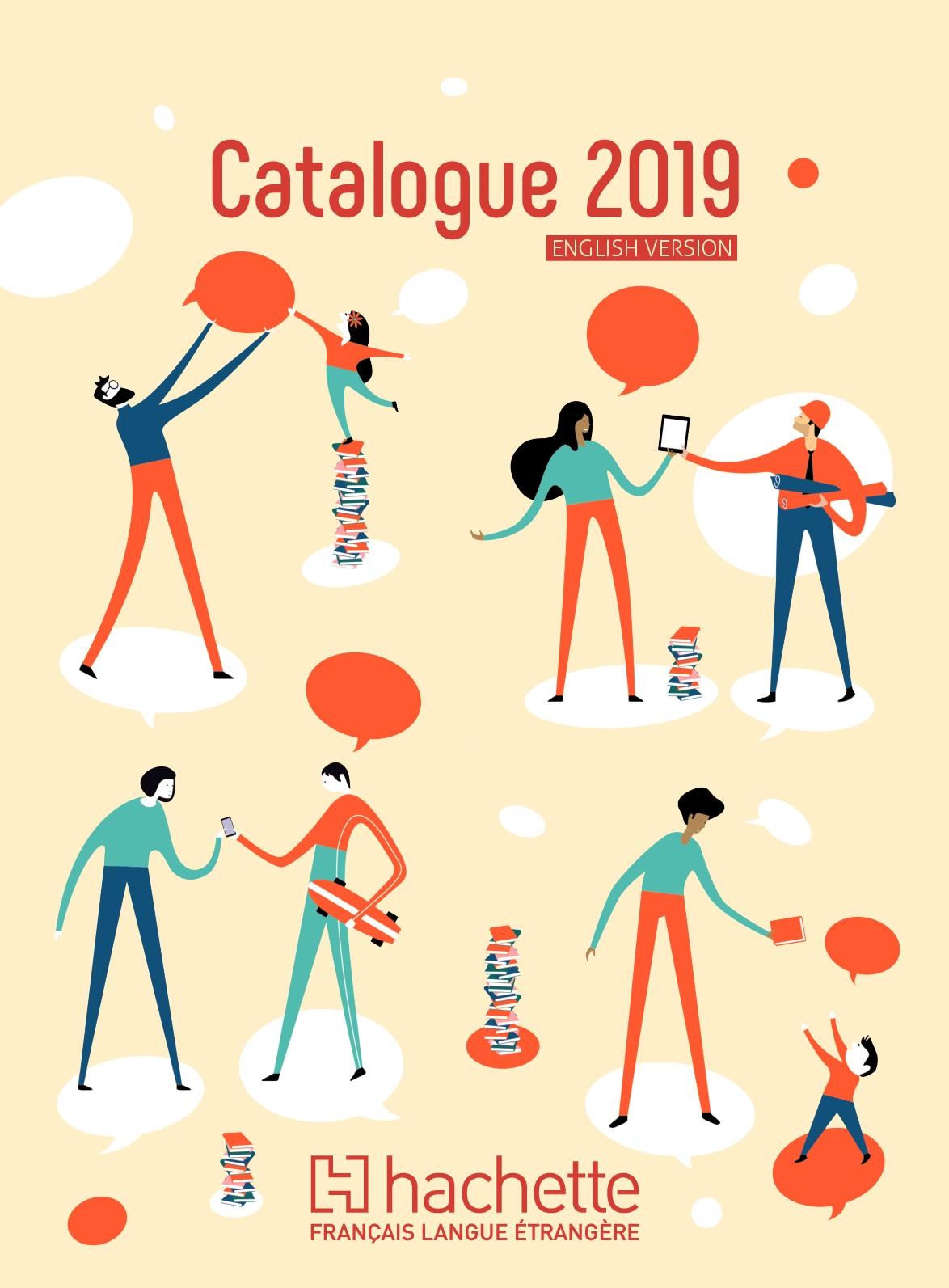 Calameo Catalogue Hachette Fle 2019 Anglais